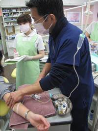 歯医者さんが怖い 静脈内鎮静法...